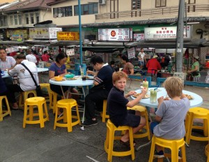 And more hawker food