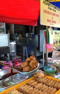 Curry Puffs, Pulau Tikkus Market, Georgetown, Penang